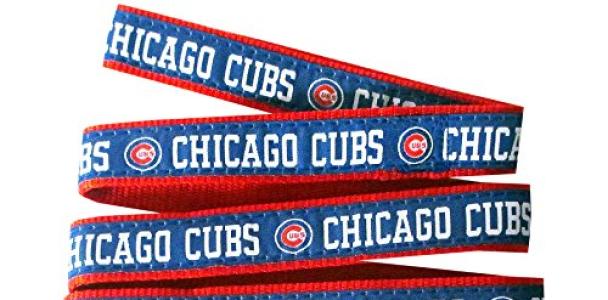MLB CHICAGO CUBS Dog Leash, Large