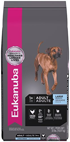 EUKANUBA Adult Large Breed Dog Food 33 Pounds