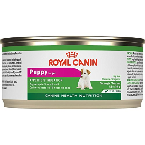 Royal Canin 24-Can Canine Health Nutrition Puppy Canned Dog Food, 5.8-Ounce Per Can