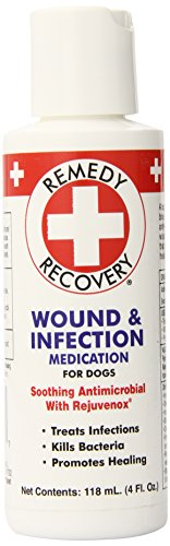 Remedy   Recovery Wound and Infection Medication for Dogs, 4-Ounce